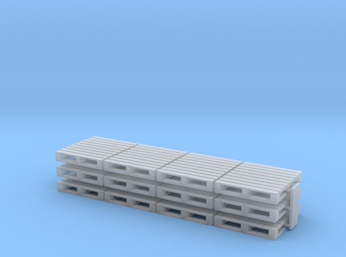 Pallets 3d printed
