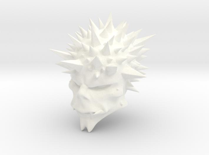 200X Spike Head 3d printed