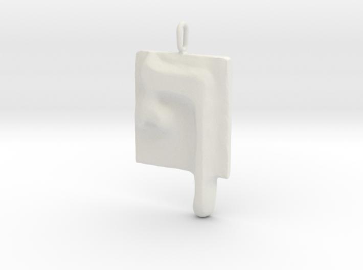 26 Pe-sofit Pendant 3d printed