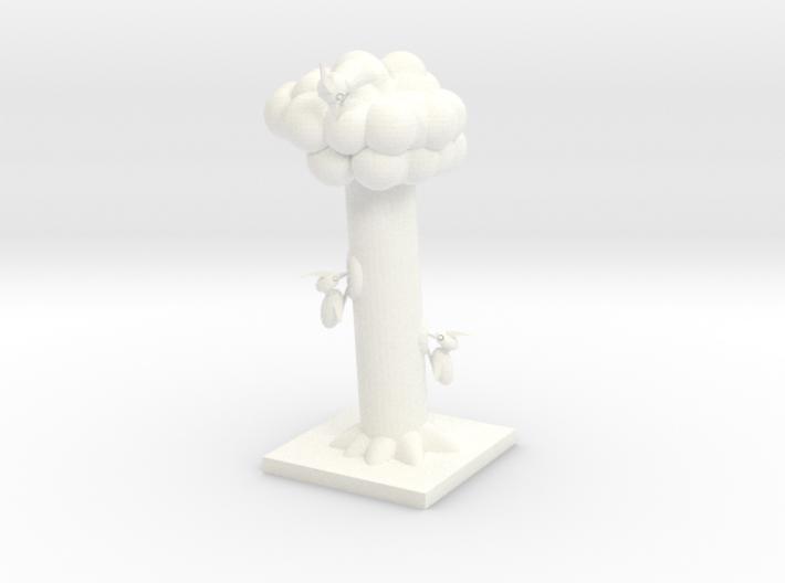 Woodpecker 3d printed