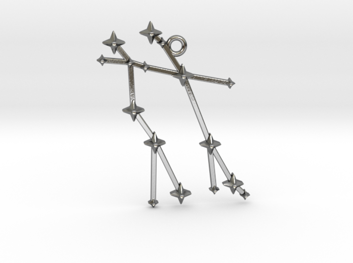 The Constellation Collection - Gemini 3d printed