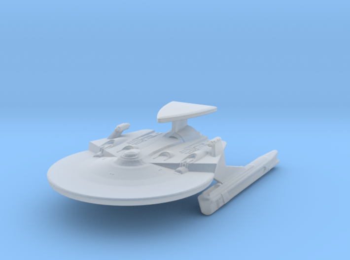 USS Antares NCC-9844 Attack Wing 3d printed
