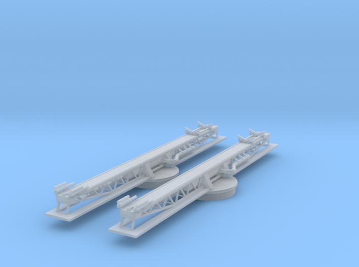 1/285 USN P-6 Catapult 3d printed