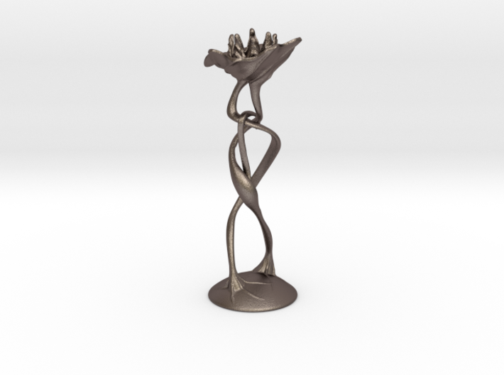 "candle holder ""Lovers"" 3d printed"