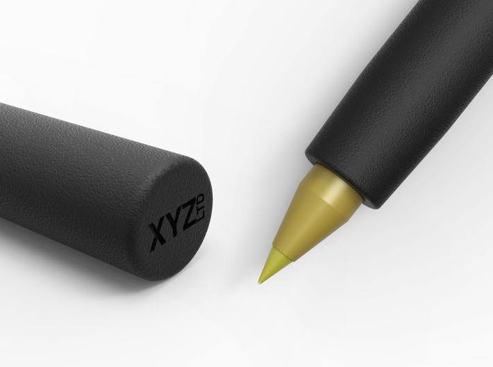 PEN 001_XYZLTD : Limited Edition (100 only) 3d printed XYZLTD_PEN 001 : Limited Edition!