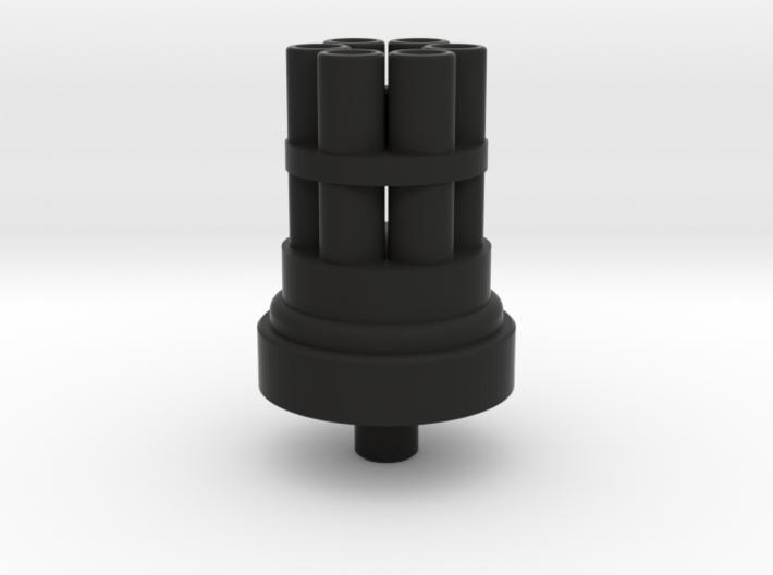 Gatling Gun for Combiner Wars 3d printed
