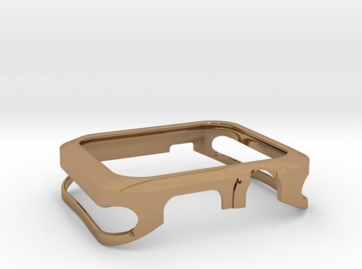 New Apple Watch Metal Bumper 3d printed