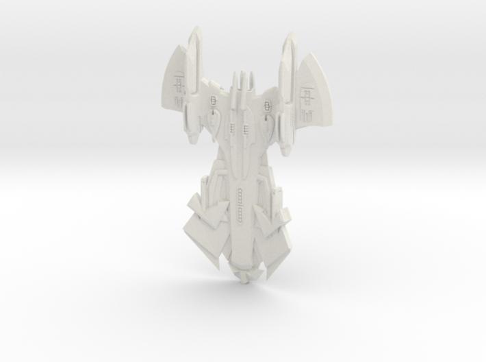 Mirror Universe Klingon Cardassian Hybrid II ( Hvy 3d printed