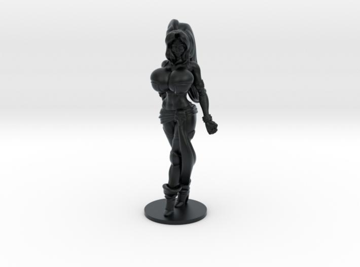Veronika Red RPG 40mm Mini 3d printed