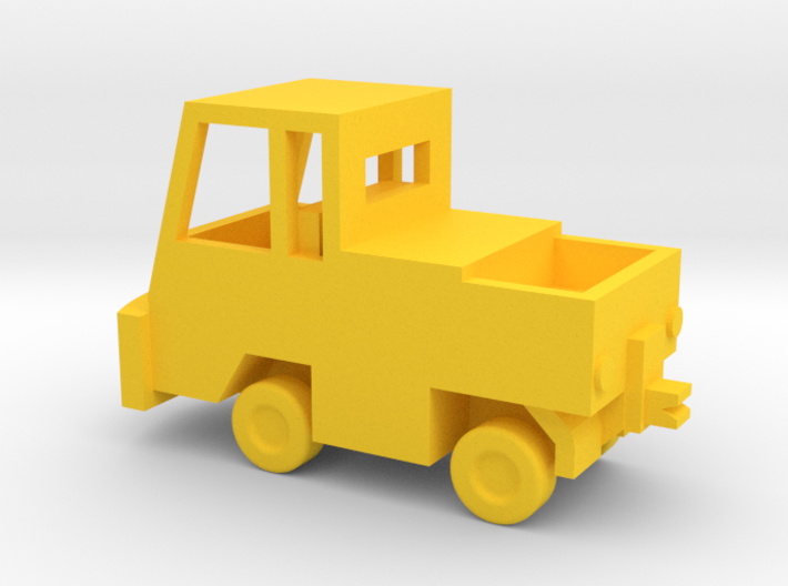 1/144 Scale NATO Hanger Tractor 3d printed