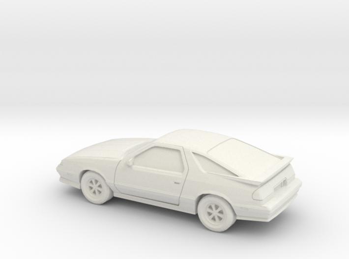1/24 1992/93 Dodge Daytona 3d printed