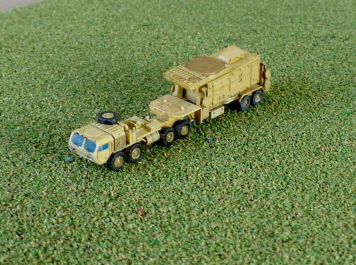 US Patriot MIM 104 AN/MPQ-53/65 Radar 1/160 3d printed 1/285 Model