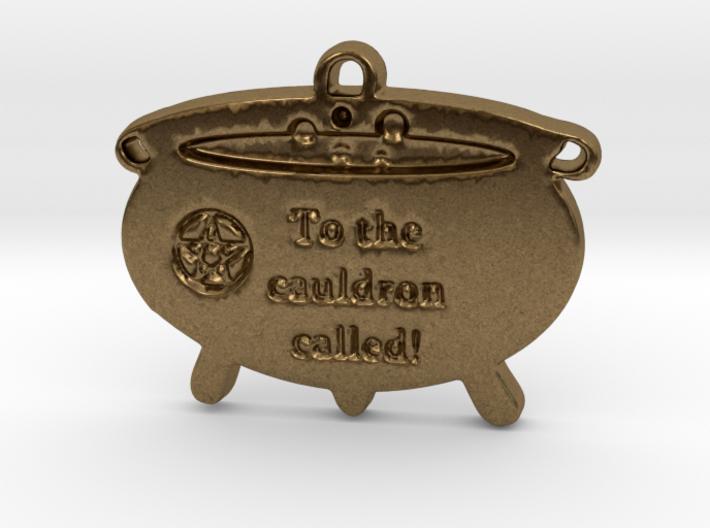 Cauldron Called by ~M. 3d printed