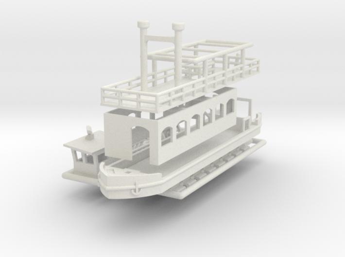 Ausflugsschiff 1:220 oder 1:160 3d printed
