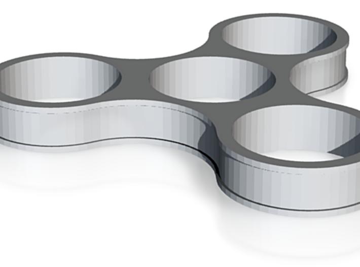 Fidget Spinner V1 3d printed