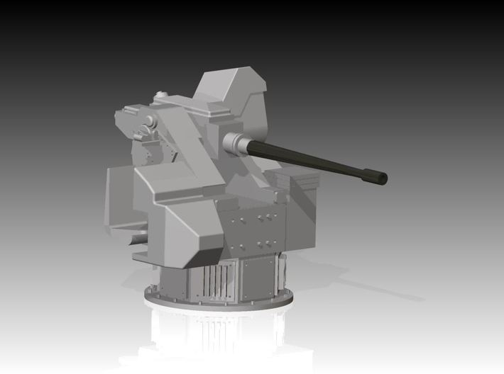 30mm Cannon kit x 2 - 1/72 3d printed 30mm Canon