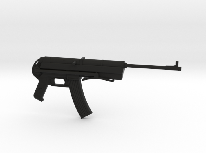 Sturmgewehr MP 45(M), Stock In, Storm Rifle, 1/6 3d printed