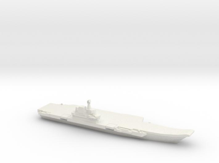 PLA[N] 001A Carrier (2016), 1/1800 3d printed