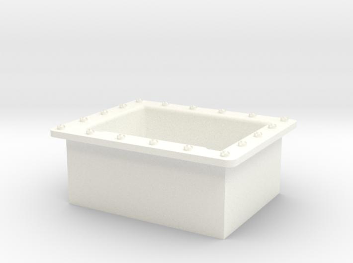 Seaking 25 X 20 Step Box 3d printed