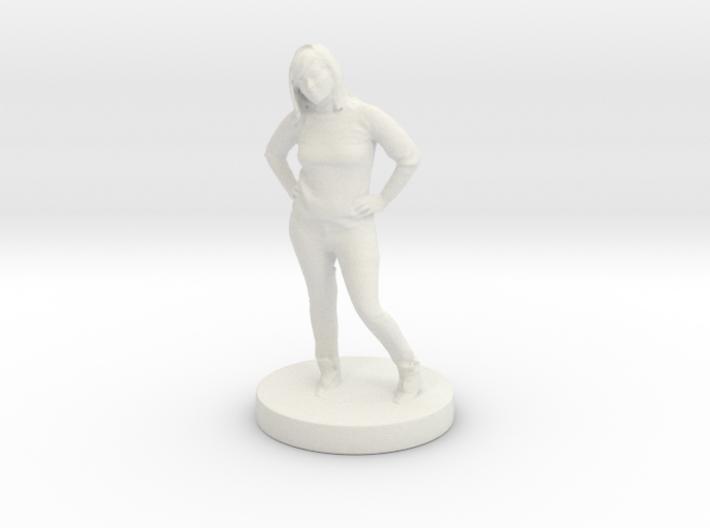 Printle C Femme 235 - 1/24 3d printed