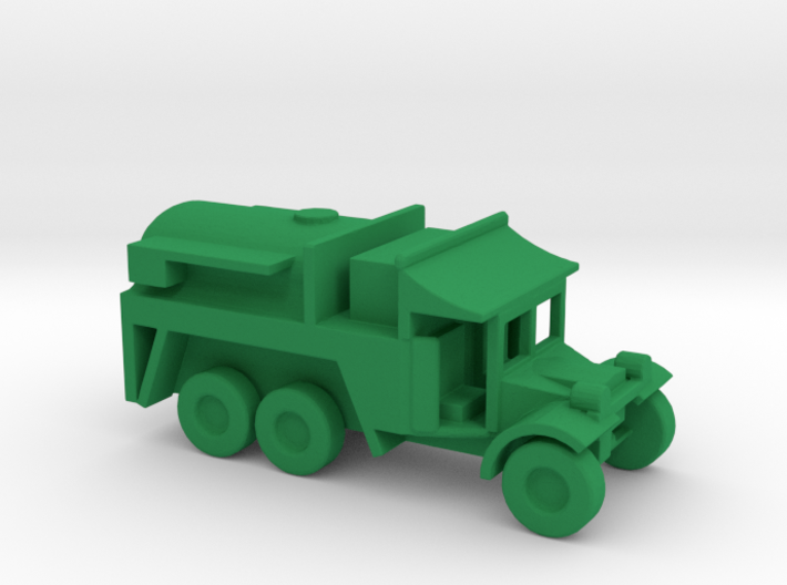 1/144 Scale Morris Tanker 3d printed