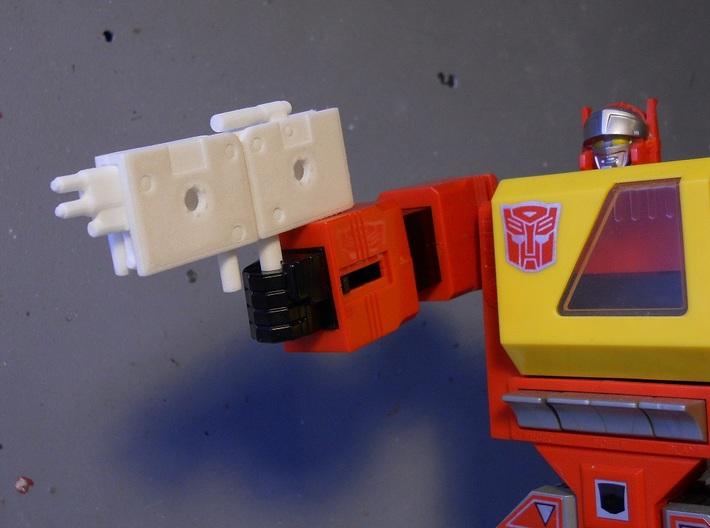 Tapebot Heavy Blaster 3d printed