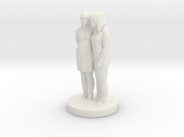 Printle Classic Couple 030 3d printed