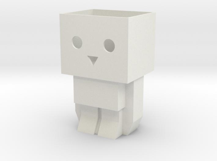 Tofubot pen stand / mini planter 3d printed