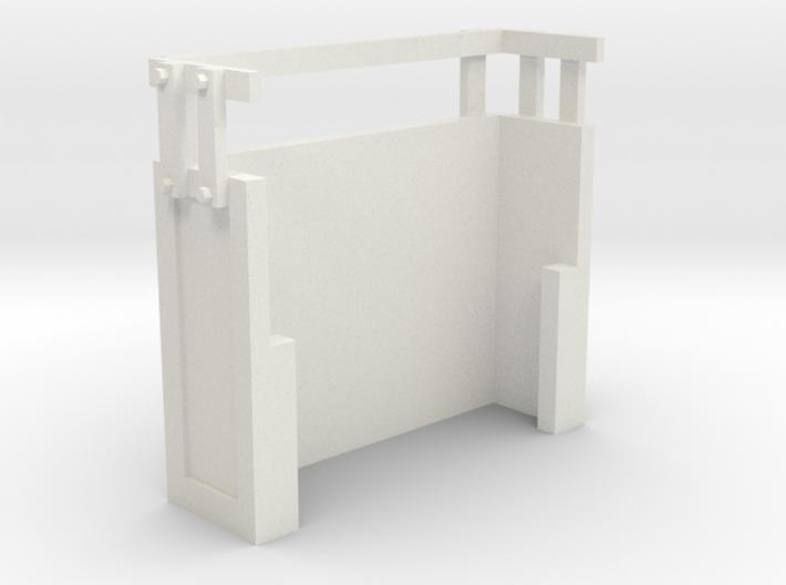 Bachmann Shay Wood Box 3d printed