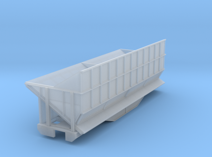 N-scale Quench Car 3d printed