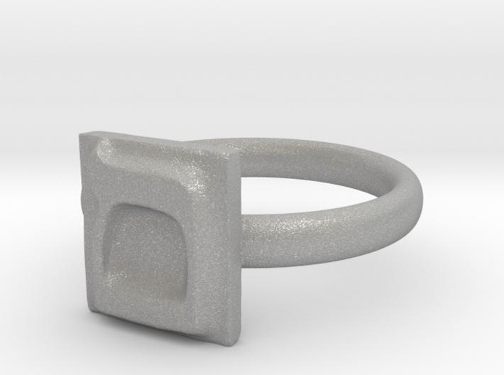 24 Mem-sofit Ring 3d printed