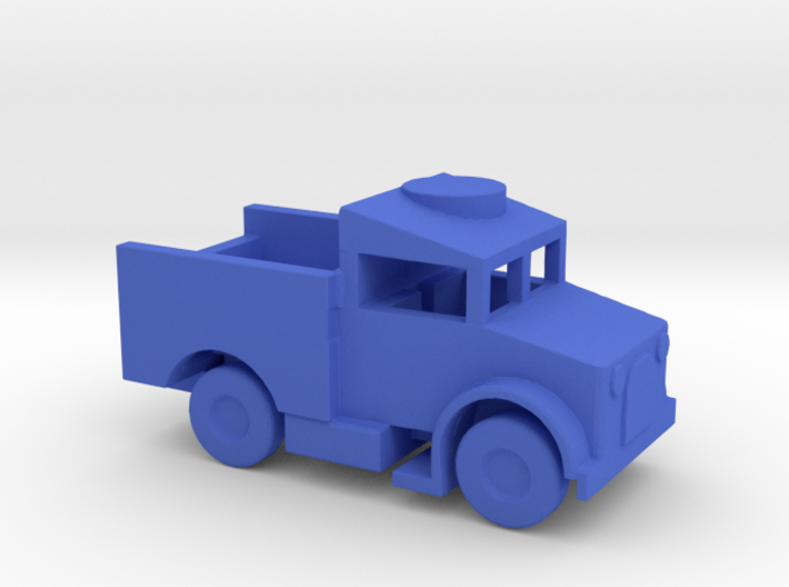1/144 Scale Bedford MWD 3d printed