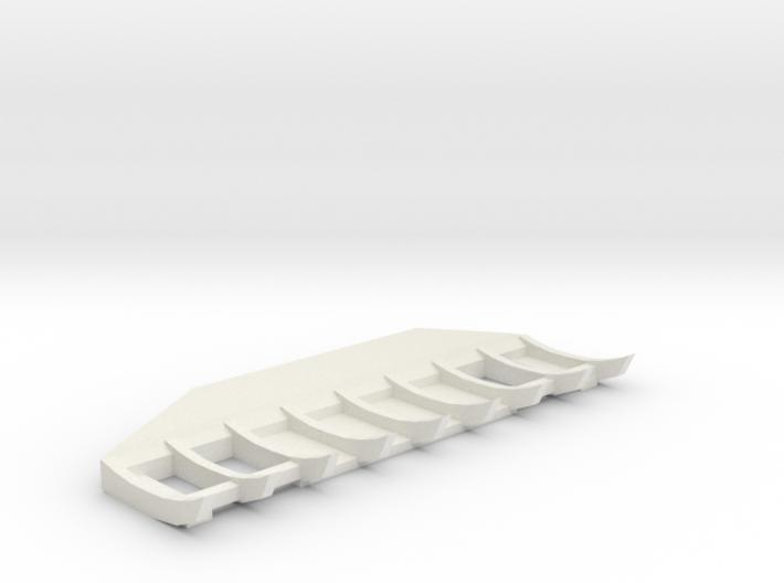 1/50 Cat D8 Angle Rake 3d printed
