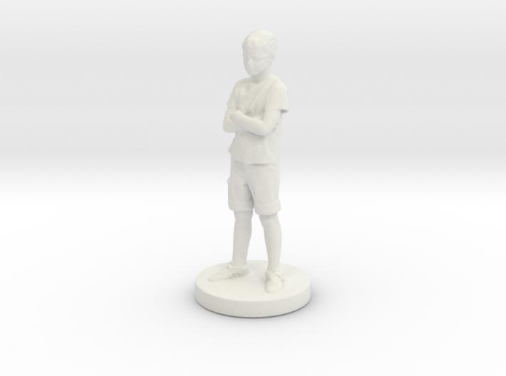 Printle Classic Kid 023 - 1/24 3d printed