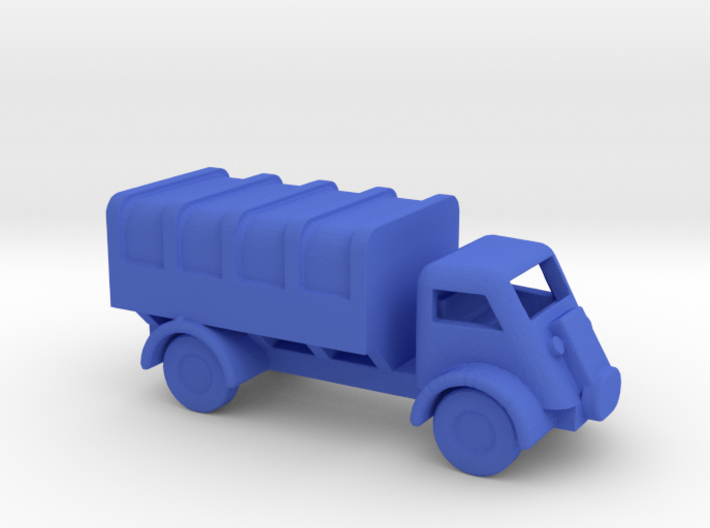 1/200 Scale Bedford QL Truck Covered 3d printed