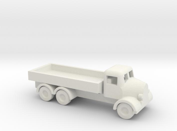 1/200 Scale Austin K6 Cargo Truck 3d printed
