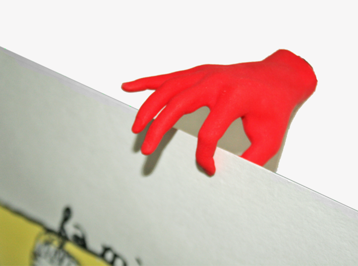 Let me hold you! XL •  Poster Holder 3d printed . . . with style and grace.