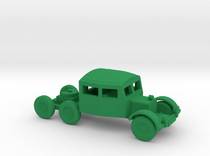 1/144 Scale Scammel Tank Transporter 3d printed
