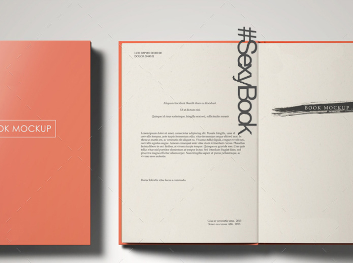 #SexyBook Bookmark 3d printed