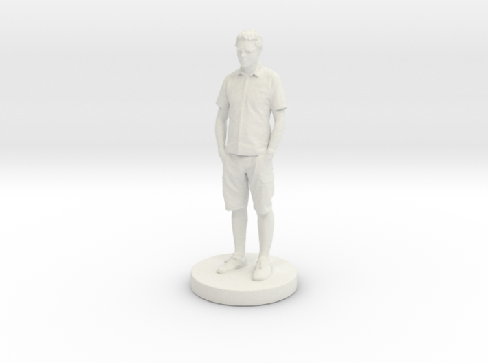 Printle Classic Homme 104 - 1/24 3d printed