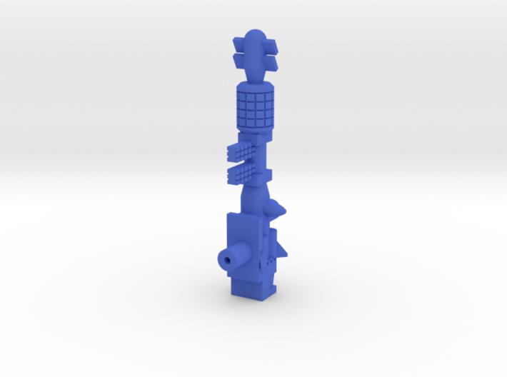 Armada Requiem Blaster 3d printed