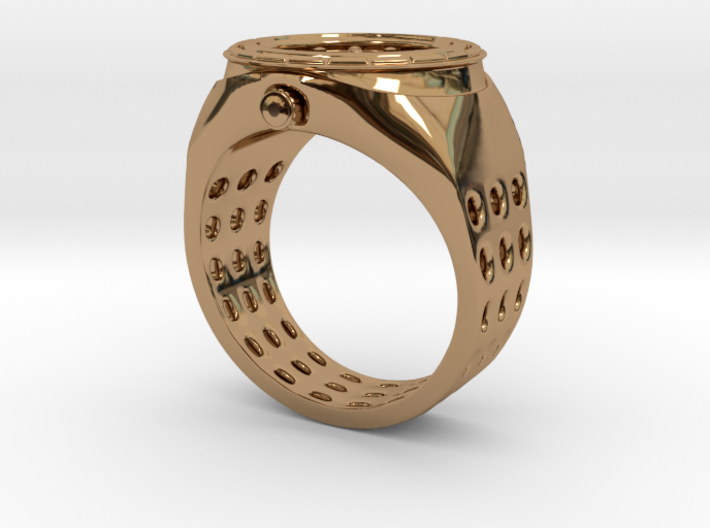 Watch Rings 3d printed