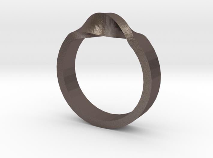 Flex Ring Sizes 6-10 3d printed