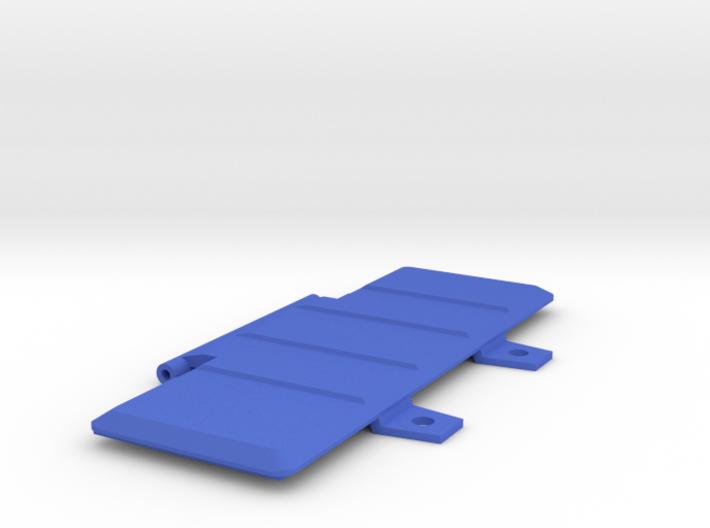 Striker - Extended Battery Door V2.1 3d printed