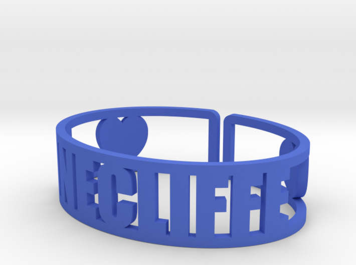Pinecliffe Cuff 3d printed