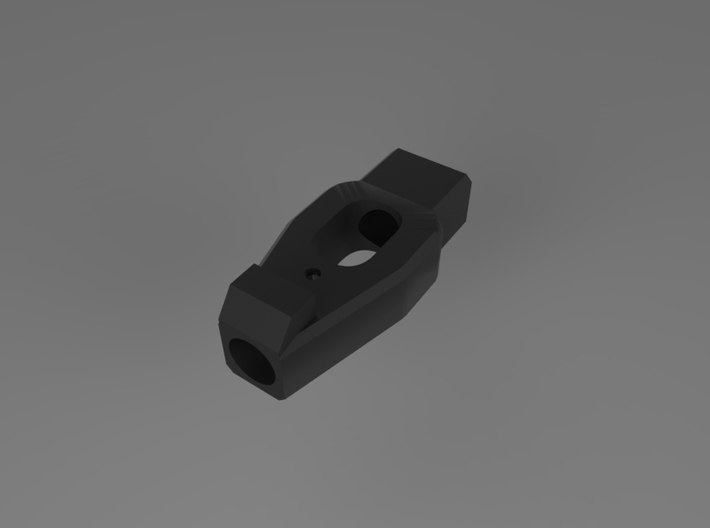 Snow Wolf Bipod Hinge Joint 3d printed