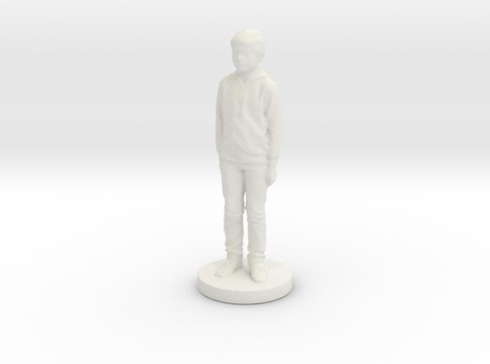 Printe Classic Kid 062 3d printed