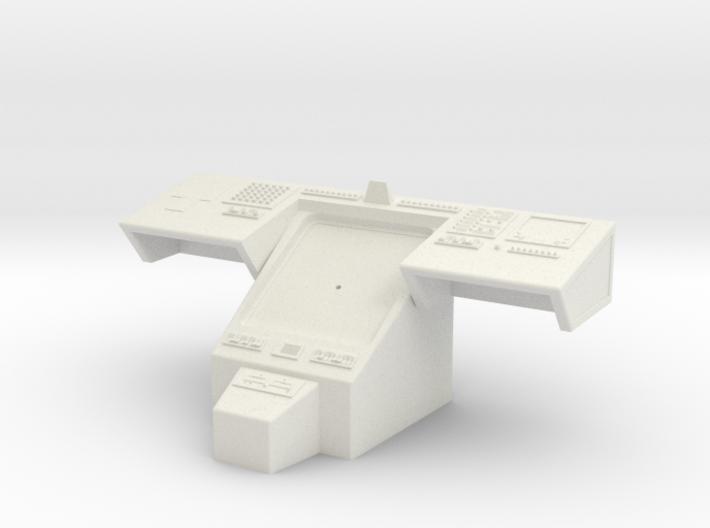 Bridge - Helm Nav Station 09 3d printed