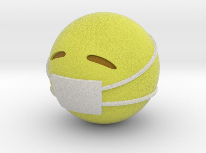 Emoji33 3d printed