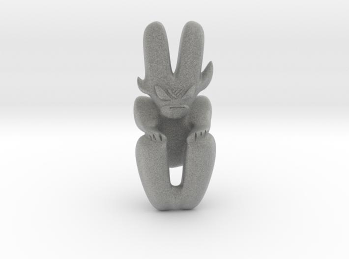 Artifact 5 3d printed